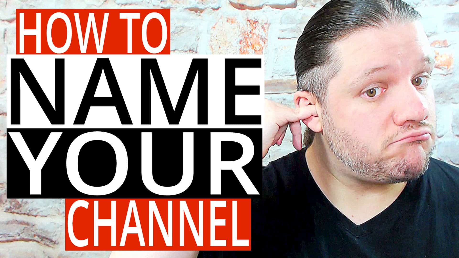 how to change your youtube channel name 2018