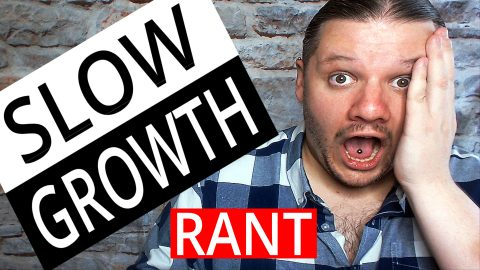 Why Is My Channel Growth So Slow? - Growing Slowly on YouTube - RANT, youtube growth,grow your youtube channel,growing slowly on youtube,slow youtube growth,Why Is My Channel Growth So Slow,rant,youtube rant,how to grow on youtube,how to grow your youtube channel,growing a youtube channel,grow on youtube,how to grow a youtube channel,how to grow youtube channel,how to grow your youtube channel fast,how to grow on youtube 2018,grow on youtube 2018,how to grow on youtube 2019,grow on youtube 2019,youtube grrowth 2019,alan spicer