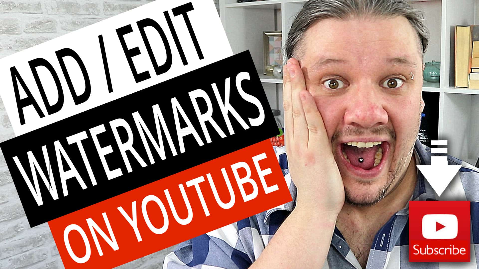 How To Add A Watermark To YouTube Videos 2019